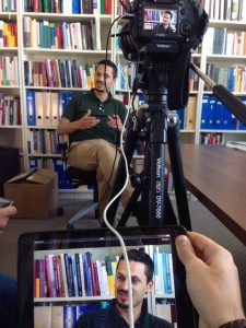 Dr. Farid Hafiz, Politikwissenschaftler