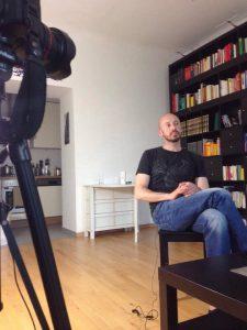 Murat Hirsekorn, MA Diplompädagoge