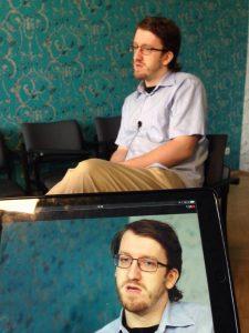Rijad Davudovic, Student